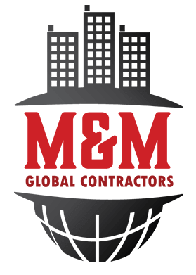 M&M Global Contractors's logo